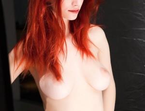 Рыжая, сладкая мохнатка