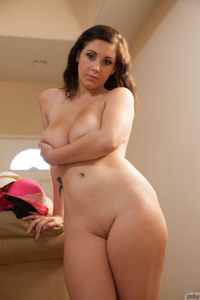 Фото голых плотных женщин