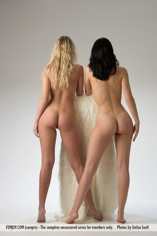Две обаятельные и сексапильные ищут новых знакомств