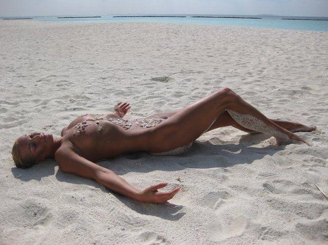 Фото из Таиланда, анастасия волочкова голая